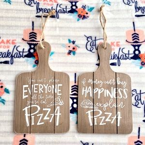 Other - 🍕 Pizza Home Decor Wall Art 🍕